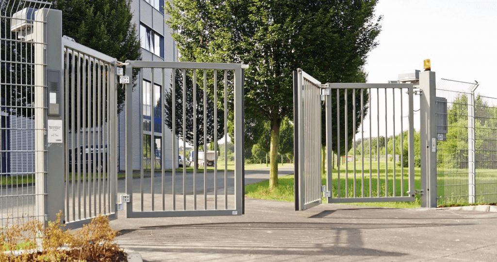Quick Folding Gates