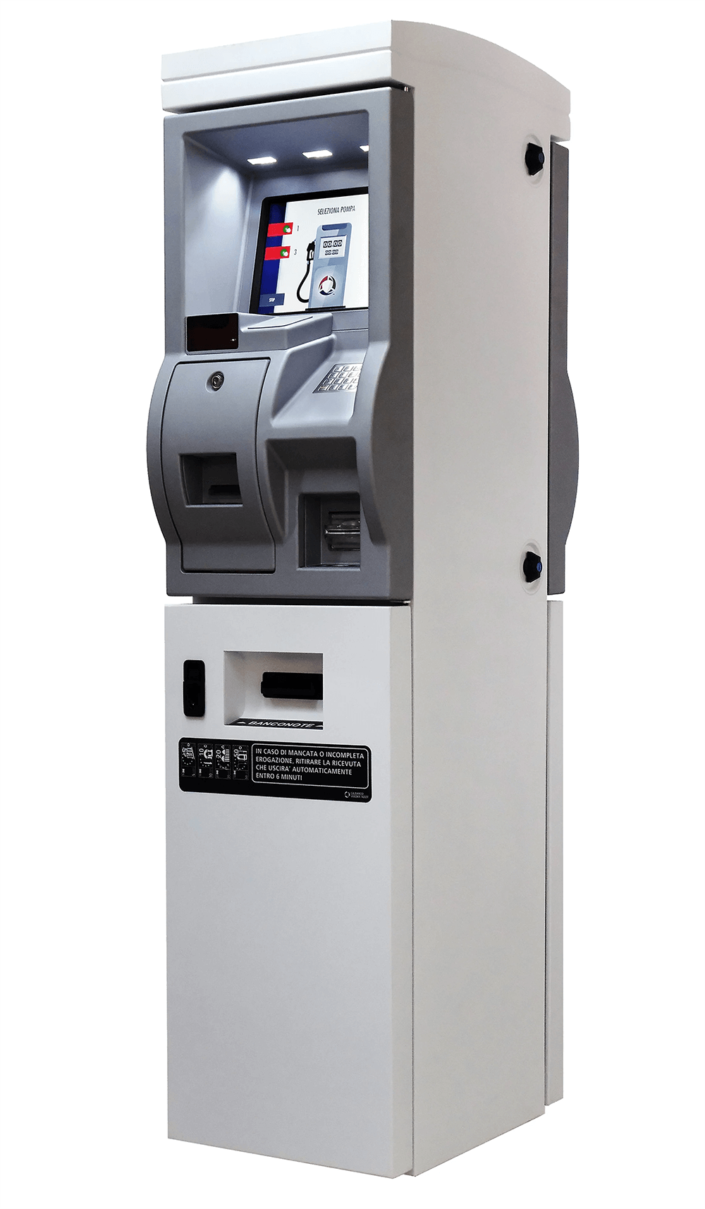 Outdoor Payment Terminal